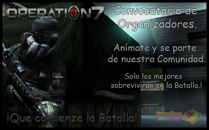 [Operation7][AxesoFiery] Reclutamiento de Soldados Activos.! [Diciembre] Convocatoriaop7