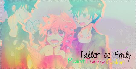 Taller Paint funny color [Nuevo] Pintcolortaller