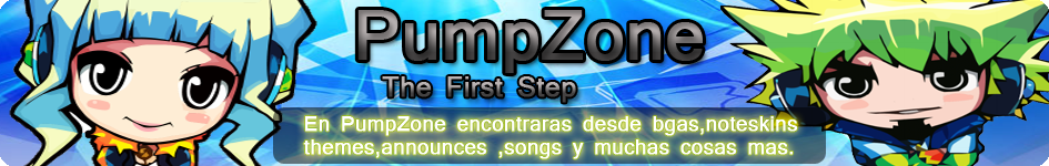 .:::Pump It Up Zone :::. Emulacion Al Ras De Tu Compu