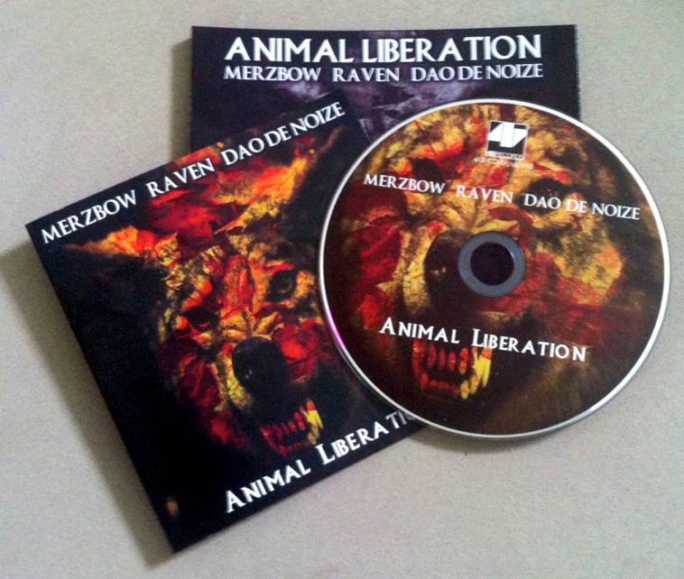 MERZBOW / RAVEN / DAO DE NOIZE CD Out Now! [4iB Records] Animal%20Liberation_zpsfzck0ahw