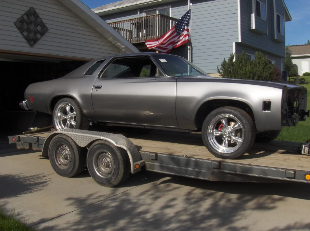 Getting closer on the Chevelle HPIM7433