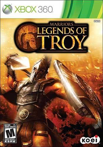 Warriors Legends of Troy XBOX 360 - DAGGER F-131371-1