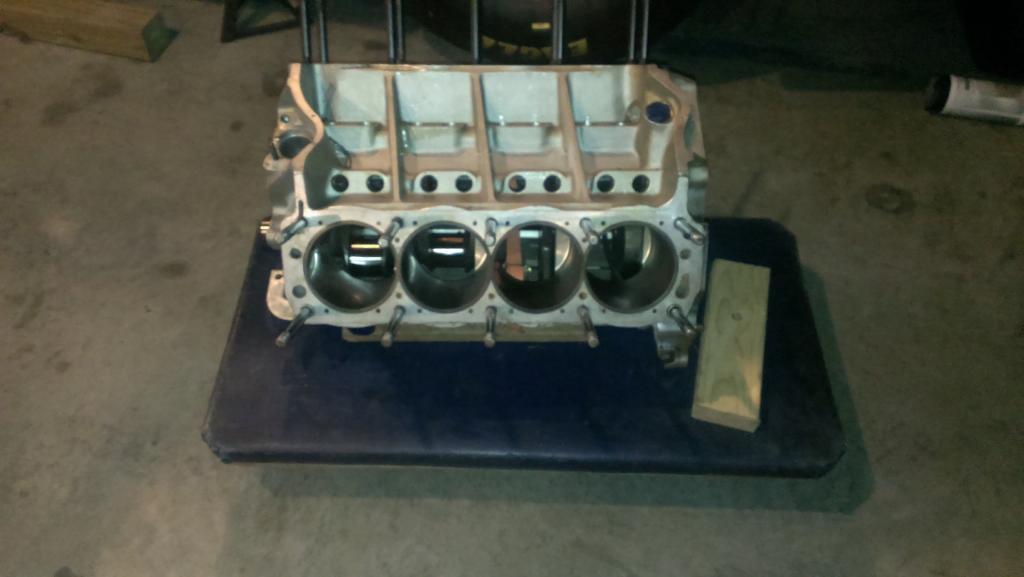 WTS/WTT SVO 9.200 aluminum block 2.75 mains 4.125 bore Imagejpg1