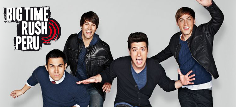 Big Time Rush Peru