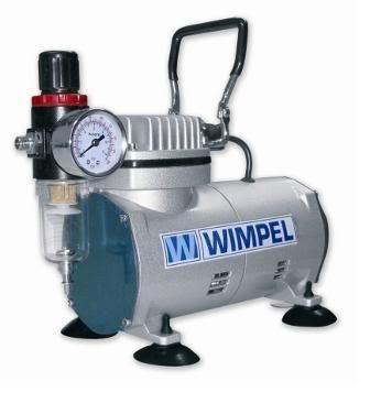Equipamento 1295354958_158393295_1-Fotos-de--Compressor-P-Aerografo-Automatico-16cv-Bi-volt-Wimpel