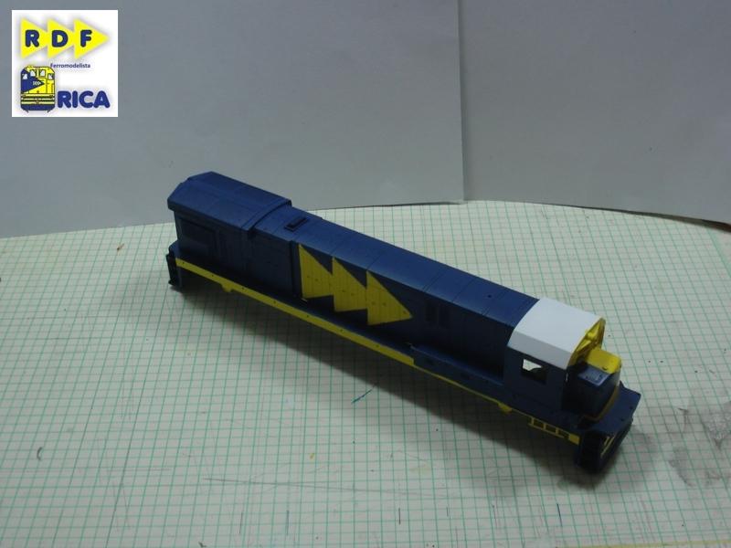 GE C30-7 #3772-1 MRS - Frateschi C36ME3805-1MRS_img011