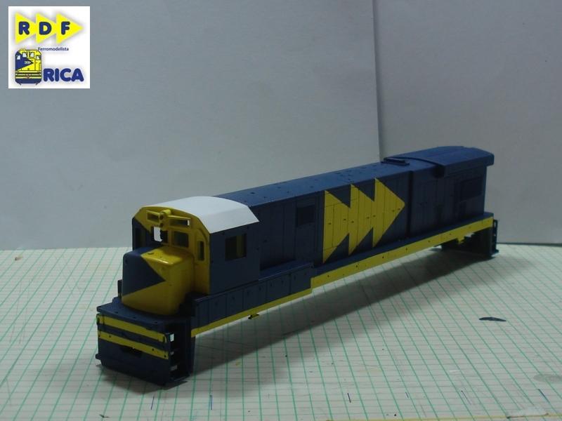 GE C30-7 #3772-1 MRS - Frateschi C36ME3805-1MRS_img013