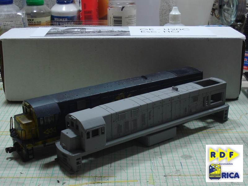 "Locomotiva GE U20c 3162-6 MRS em escala ""ho"" LocomotivaGEU20c3162-6MRSemescalaho_005_zpsa13d6ec4"