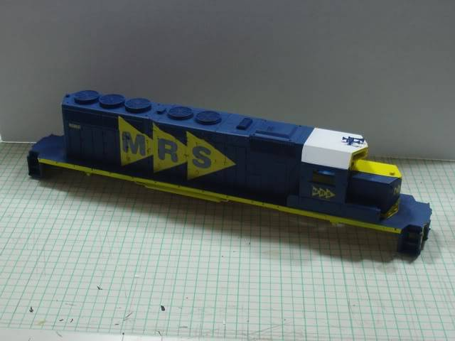 SD40-2 #5244-5 MRS - teto branco_Bachmann w/DCC_Alexandre_jun12 SD40-25244-5MRS-tetobranco_Alexandre_jun12_021