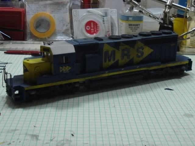 SD40-2 #5244-5 MRS - teto branco_Bachmann w/DCC_Alexandre_jun12 SD40-25244-5MRS-tetobranco_Alexandre_jun12_025