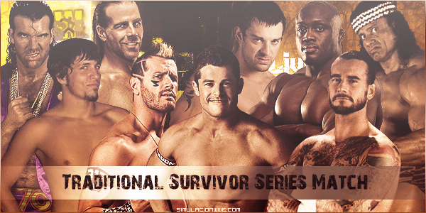 Survivor Series 2015 [22-11-2015] Card7