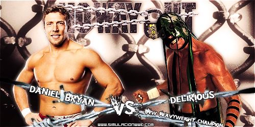 S-WWE No Way Out [19-02-2012] DanielBryanVsDelirious