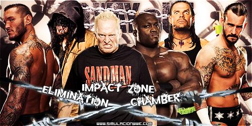 S-WWE No Way Out [19-02-2012] ImpactZoneEliminationChamber