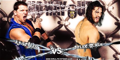 S-WWE No Way Out [19-02-2012] StylesVsTyler