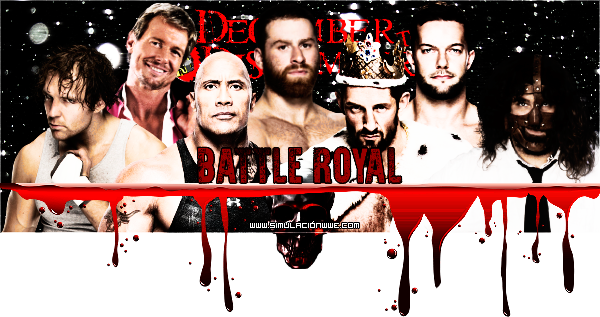 S-WWE December to Dismember [27- 12-2015] Battle-Royal_zpscpxx2je6