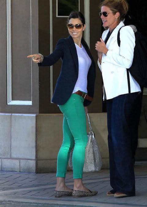 Jessica Biel  Gallery_main-jessica-biel-green-pants-005