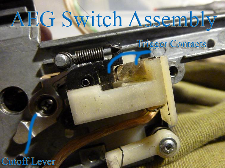 Airsoft Batteries and Electrical 101 Switch-assembly