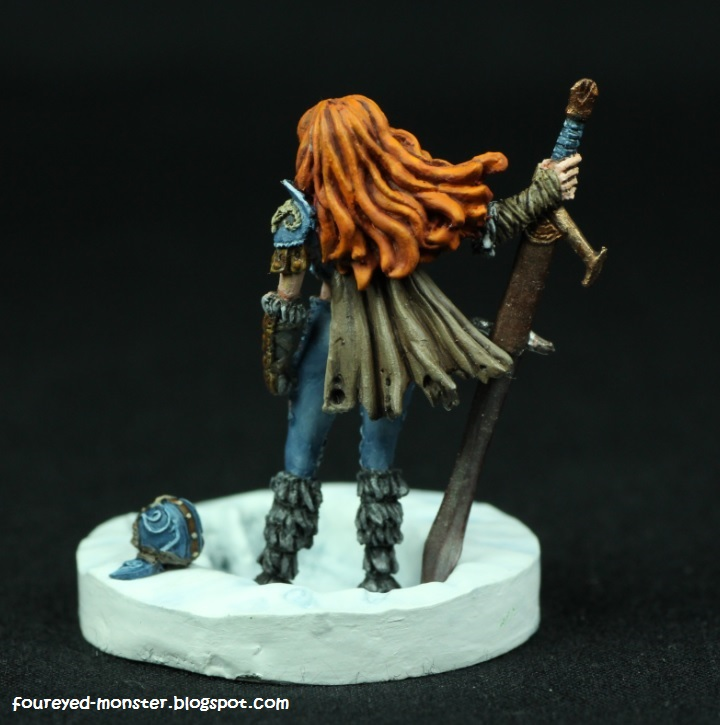 Ax Faction Giant Hunter [Painted in Ygritte colours] AxFactionGiantHunter04b_zps7255438a