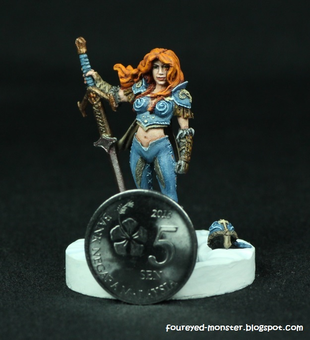 Ax Faction Giant Hunter [Painted in Ygritte colours] AxFactionGiantHunter09b_zps332e5450
