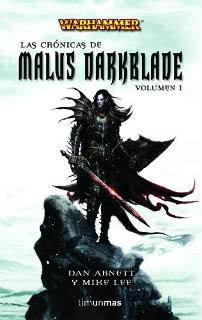 La maldición del demonio - Crónicas de Malus Darkblade I - Dan Abnett y Mike Lee 30000
