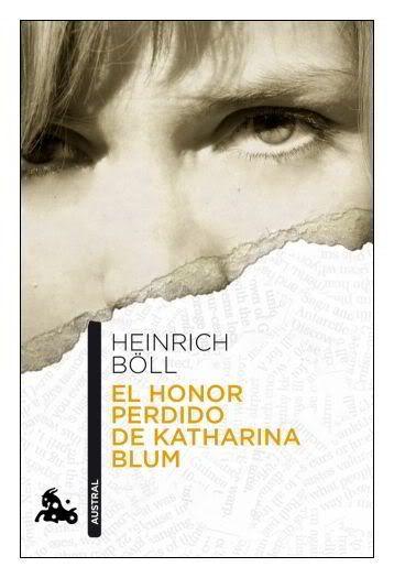 El honor perdido de Katharina Blum - Heinrich Böll 46997_1_Elhonorperdido9
