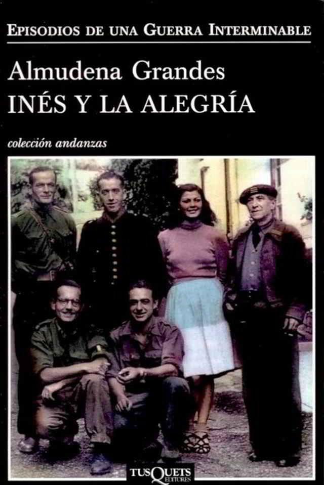 Inés y la alegría - Almudena Grandes ISO-8859-1QInes_y_la_alegrEDa2Ejpg