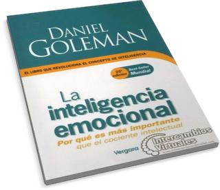 Inteligencia Emocional - Daniel Goleman Inteligencia