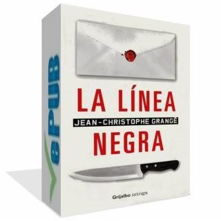 #La línea negra - Jean-Christophe Grangé Lalineanegracaja