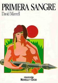 Primera Sangre - David Morrell Portada-6