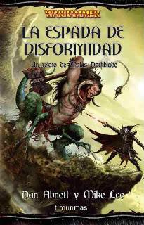 La espada de disformidad - Crónicas de Malus Darkblade IV - Dan Abnett y Mike Lee Cover-54