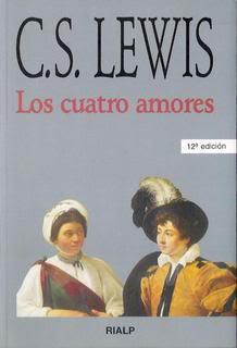 Los cuatro amores - C.S. Lewis Cuatroamores
