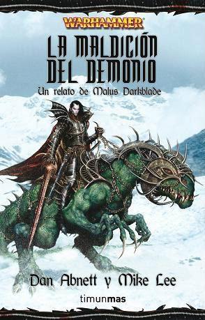 La maldición del demonio - Crónicas de Malus Darkblade I - Dan Abnett y Mike Lee Minidemonio