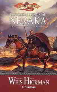 Los caballeros de Neraka - Margaret Weis y Tracy Hickman Portadaespiritus01