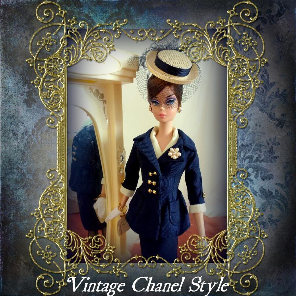 Boater Ensemble VintageChanelStyle_zpsa0489c18