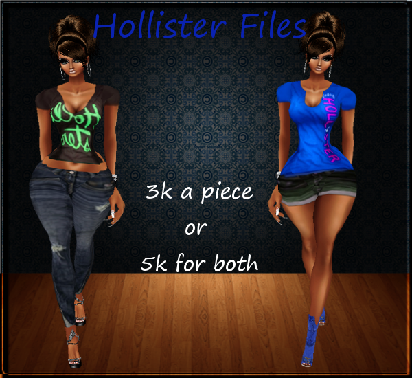 NEW FILES/MESHES~Jazzy's File Shop~ Ollister