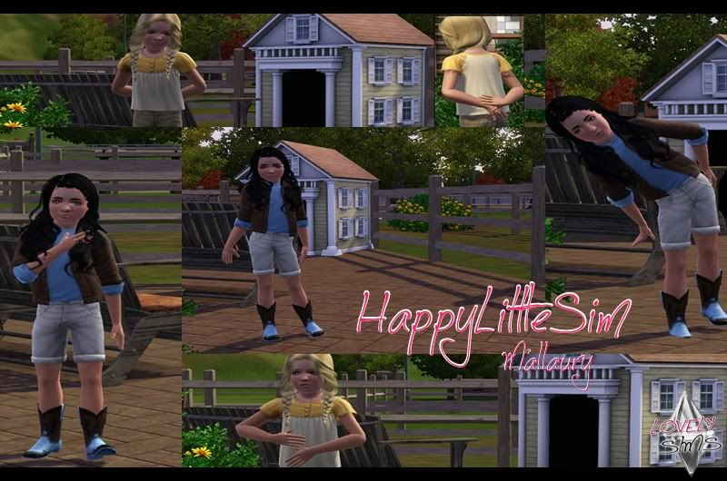 LovelySims HappyLittleSim