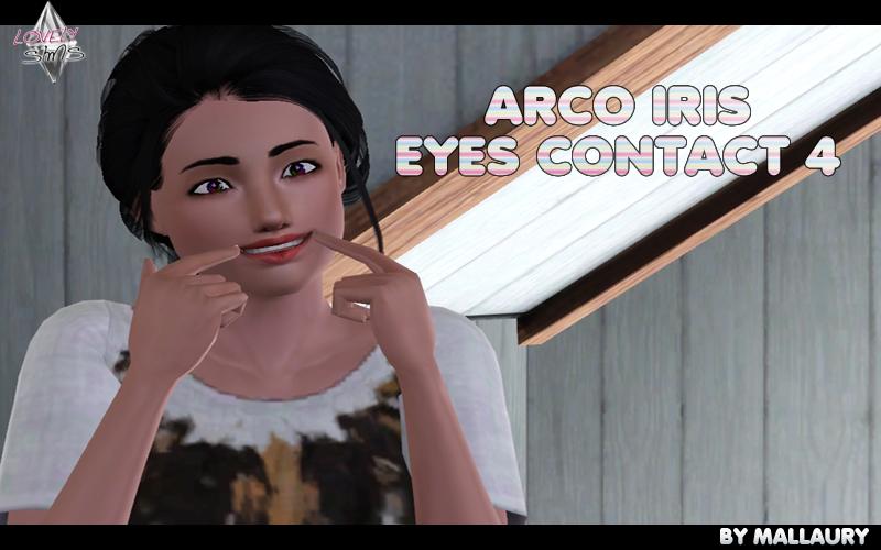 LovelySims - Página 3 Arcoiriseyecontact4