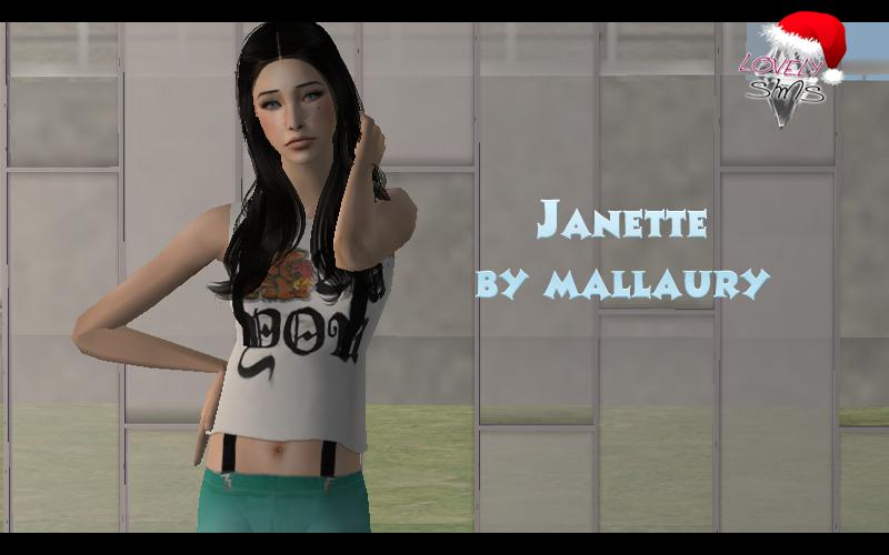 LovelySims - Página 4 Janette
