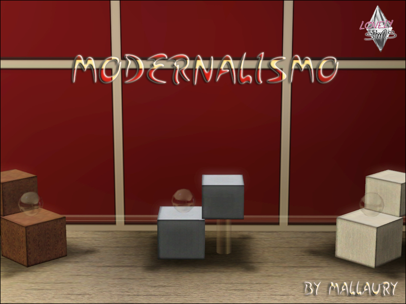 LovelySims - Página 2 Modernalismo