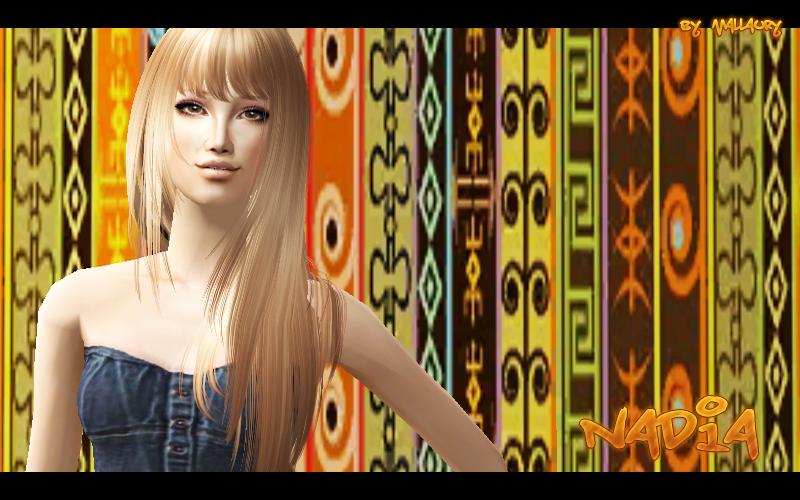 LovelySims - Página 3 Nadia