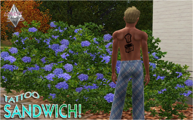 LovelySims - Página 2 Sandwich