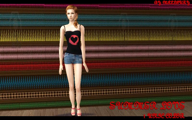 LovelySims - Página 3 Summerlove