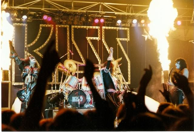 1980 UNMASKED KISS8035
