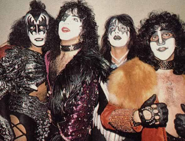 1980 UNMASKED Kiss19805