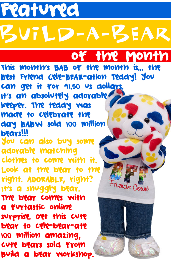 { BP Times ; Issue 4 } ** Babofmonth