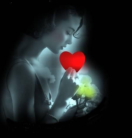 Srce  - Page 3 3848-man--kobieta--rozne--czarno-biae--romantik--women----Love--heart--dziewczyna--red--WendyAnnland--hearts--Love------Sweet-Painted-Lady--