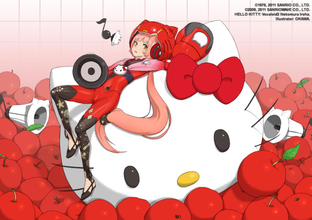 "NEWS: ""Together with hello Kitty"" revolution! Vocaloid2NekomuraIrohaOkama"
