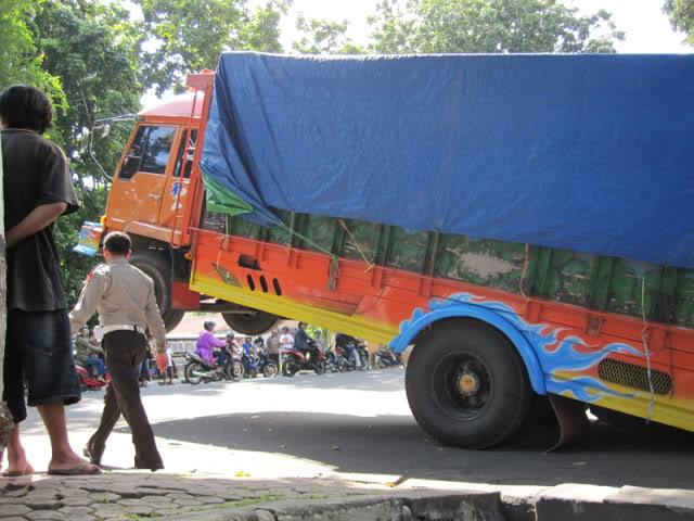 ☼☼☼ Truck standing (foto asli no sotosop) ☼☼☼ IMG_1790