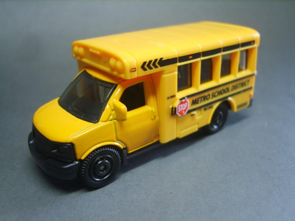Buses Escolares 768-GMCSCHOOLBUS2008000