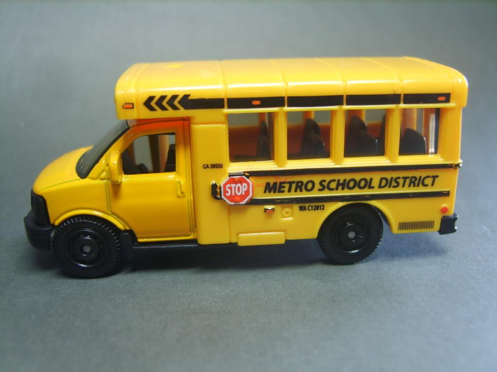 Buses Escolares 768-GMCSCHOOLBUS2008007
